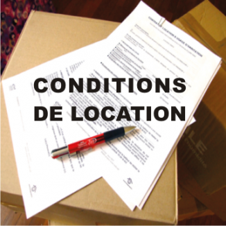 Conditions de location